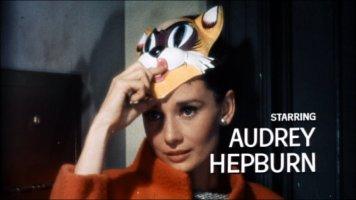Audrey Hepburn et George Peppard dans Diamants sur canapé (1961)