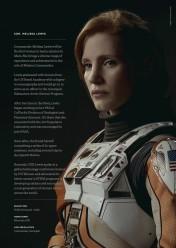 Jessica Chastain, interprétant Melissa Lewis