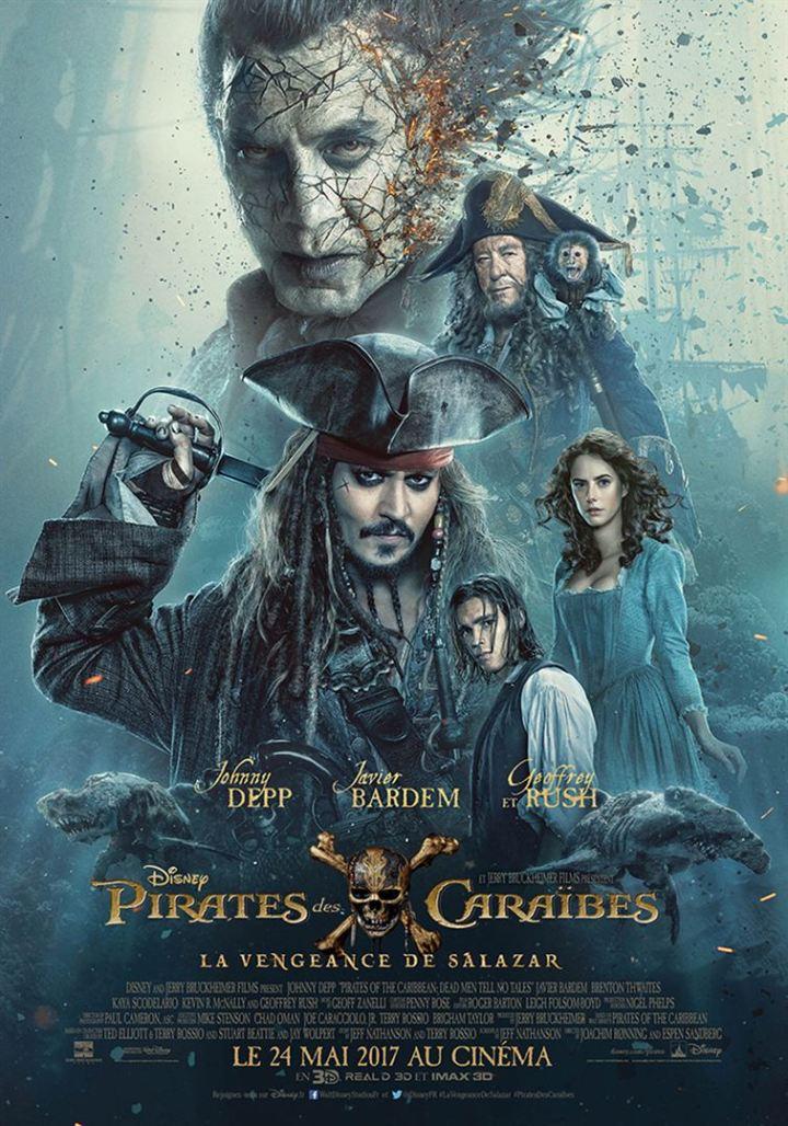 Pirates des Caraïbes : La vengeance de Salazar, le film de trop?