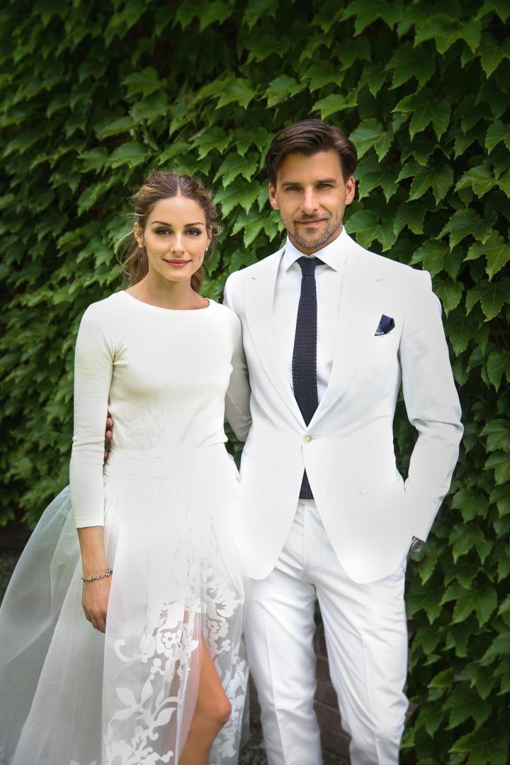 Olivia Palermo et Johannes Huebl : le couple élégant àsuivre
